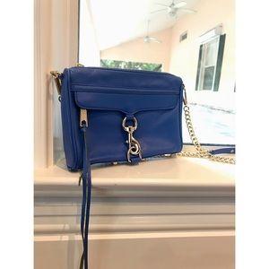Royal Blue Rebecca Minkoff Hangbag